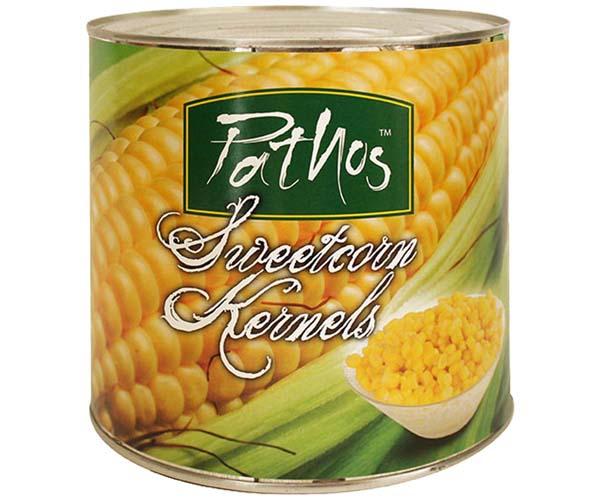 Sweet Corn Kernels - 1x2.6kg