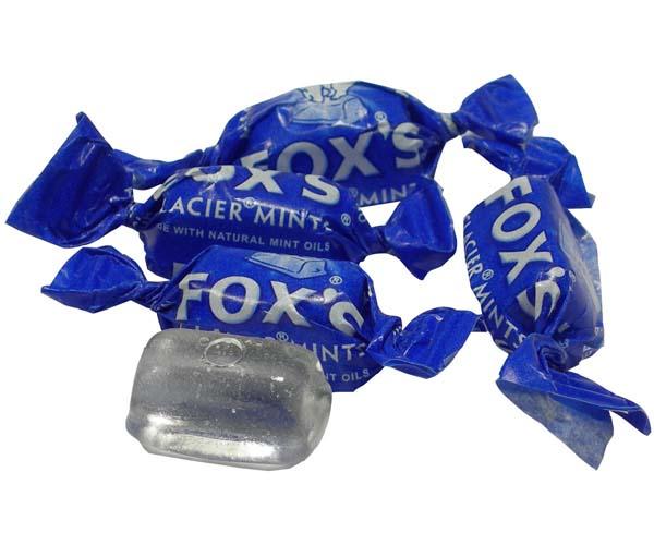 Foxs Glacier Mints x2.56kg Jar