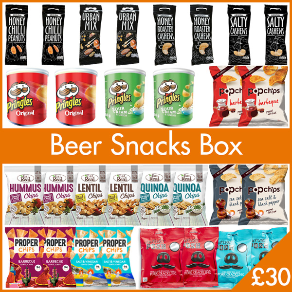 Beer Snack Box