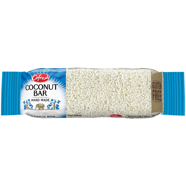 Eat Real (Cofresh) - Coconut Snack Bar - 30x30g