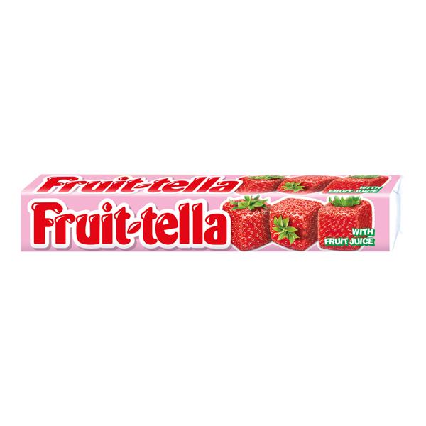 Fruittella Stick - Strawberry - 40x41g