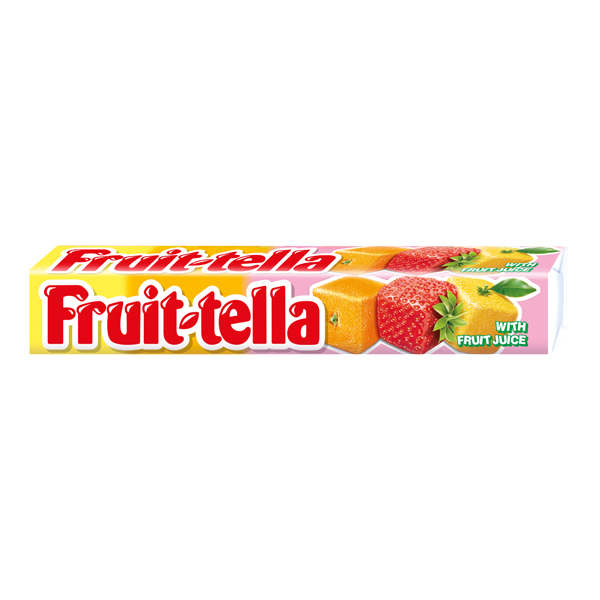 Fruittella Stick - Summer Fruits - 40x41g
