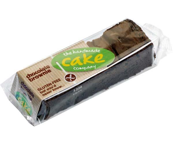 Handmade Cakes - Choc Brownie - 18x60g