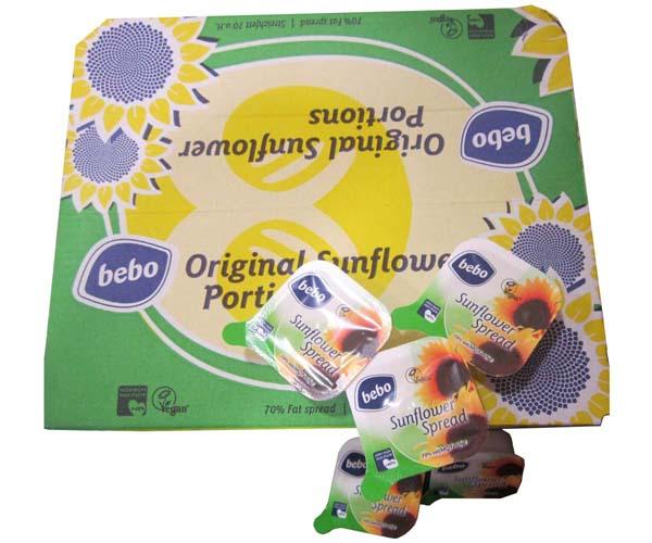 Bebo - Original Sunflower Portions - 100x10g