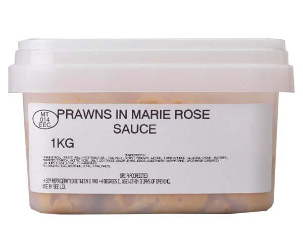 Sandwich Filler - Prawn & Marie Rose - 1x1kg