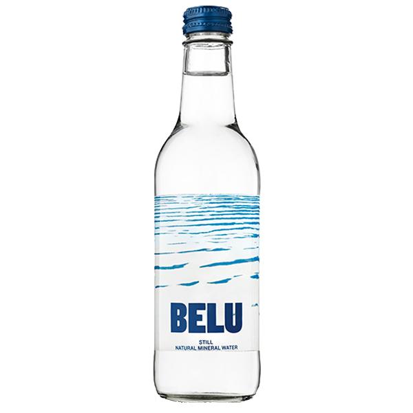 Belu Mineral Water - Still - Glass - 24x330ml
