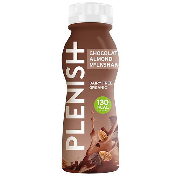 Plenish M*Lk - Chocolate Almond - 8x250ml