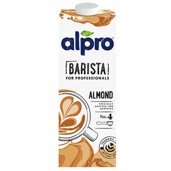 Alpro Professionals - Single Carton 1x1L - Almond