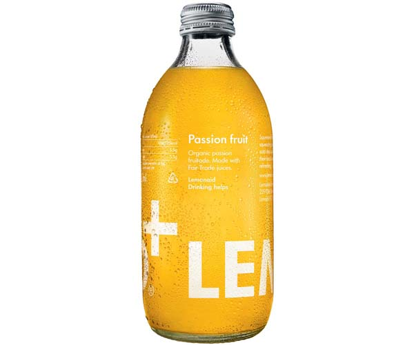 Lemonaid - Passion Fruit - 24x330ml