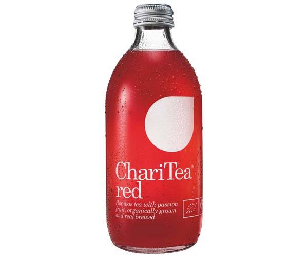 Charitea - Red - 24x330ml