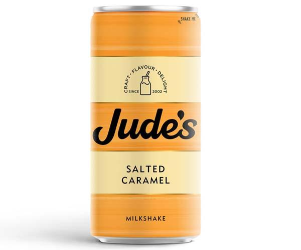 Judes Milk Can - Salted Caramel - 12x250ml