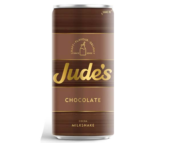 Judes Milk Can - Chocolate (T) - 12x250ml