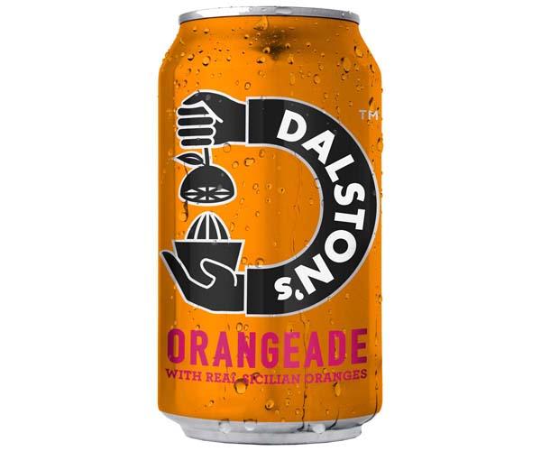 Dalston's - Real Orangeade - 24x330ml