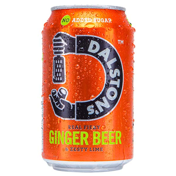Dalston'S - Ginger Beer - 24x330ml