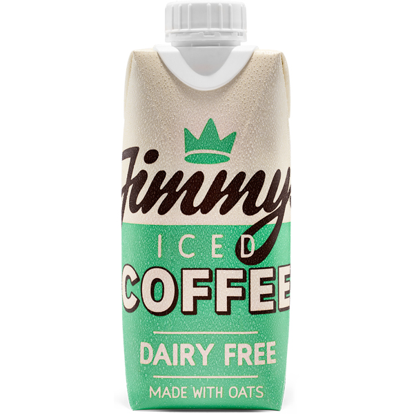 Jimmy's Iced Coffee - Dairy Free - 12x330ml