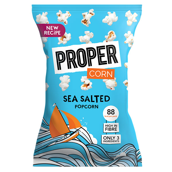 Propercorn - Lightly Salted - 24x20g