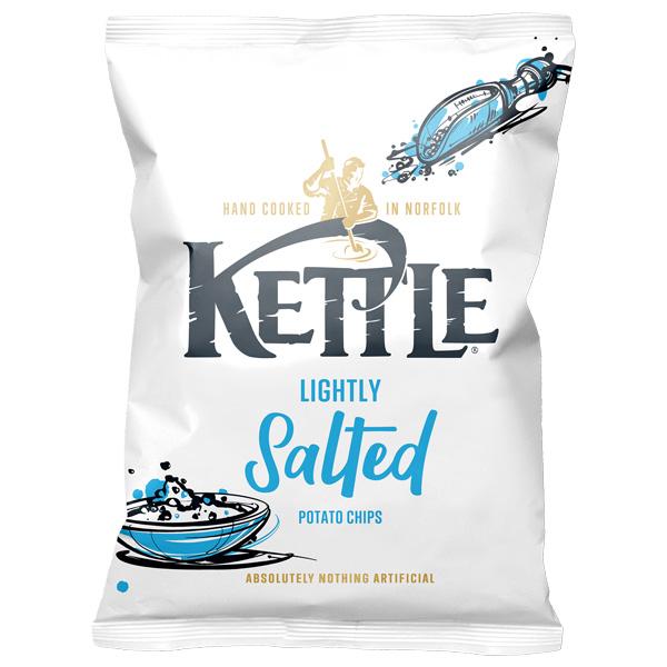 Kettles - Lightly Salted - 18x40g