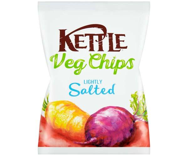 Kettle Vegetable Chips - 18x40g