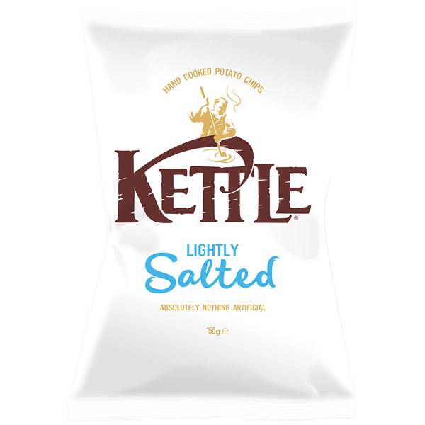 Kettles - Lightly Salted - 12x150g