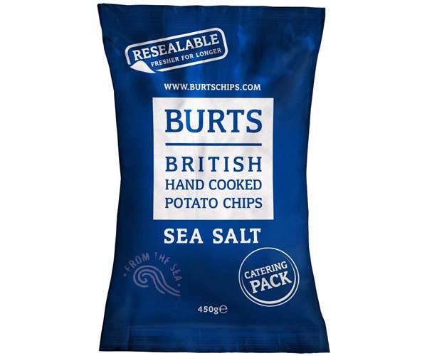Burts - Ready Salted - 4x450g