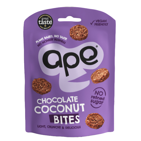Ape Crunch Bites - Chocolate - 10x26g