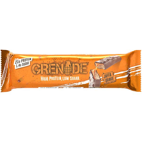 Grenade - Carb Killa Bar - Jaffa Quake - 12x60g