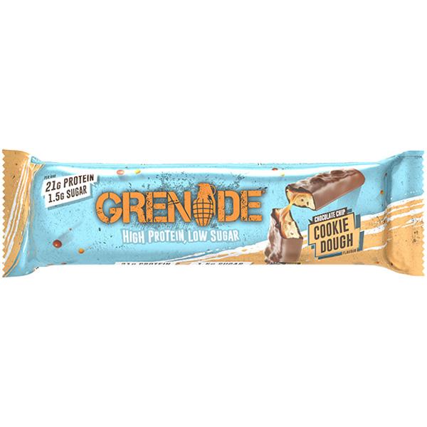 Grenade - Carb Killa Bar - Cookie Dough - 12x60g