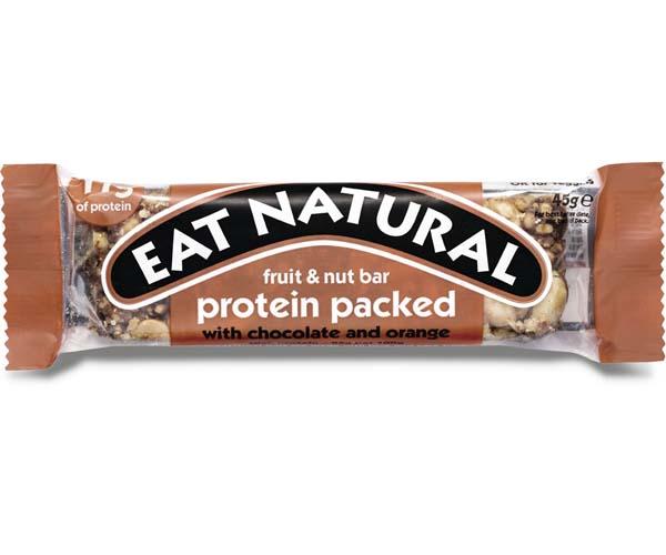 Eat Natural - Chocolate Orange - 12x45g