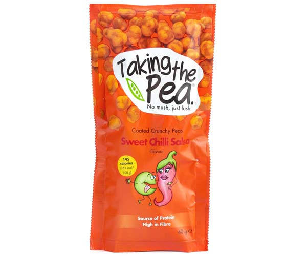 Taking The Pea - Sweet Chilli Salsa - 12x40g