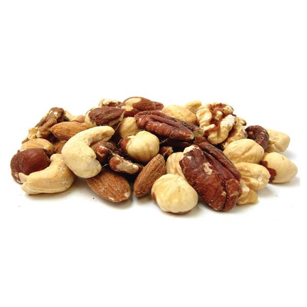 Mixed Plain Nuts - 1x3kg Bag