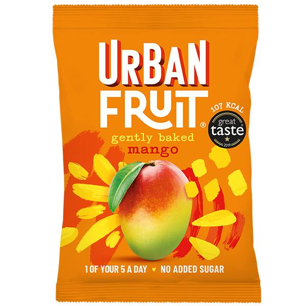 Urban Fruit - Mango Snack Pack - 14x35g