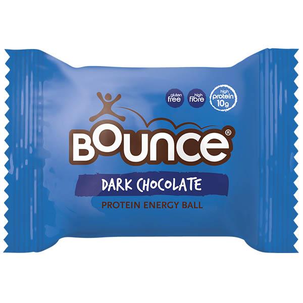 Bounce Balls - Dark Chocolate - 12x40g
