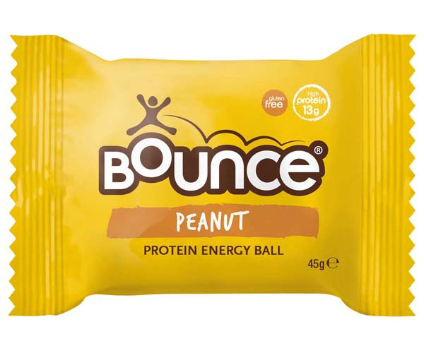Bounce Balls - Peanut - 12x45g