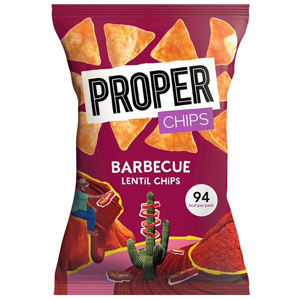 Properchips - Barbeque - 24x20g