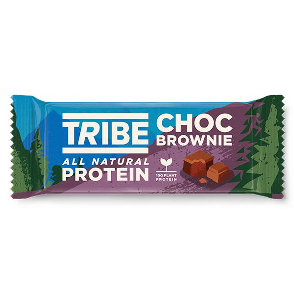 Tribe - Vegan Protein - Choc Brownie - 16x50g