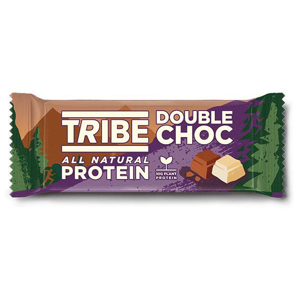Tribe - Vegan Protein - Double Choc -16x50g