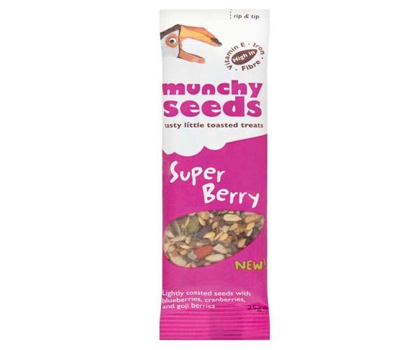 Munchy Seeds - Superberry - 12x25g