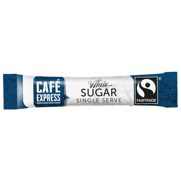 Cafe Express - F/T White Sugar Stick 1000x3G