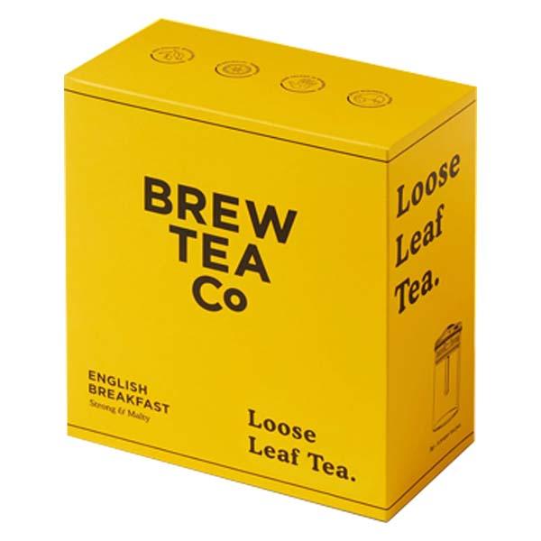 Brew Tea Loose Leaf - English Breakfast - 1x500g