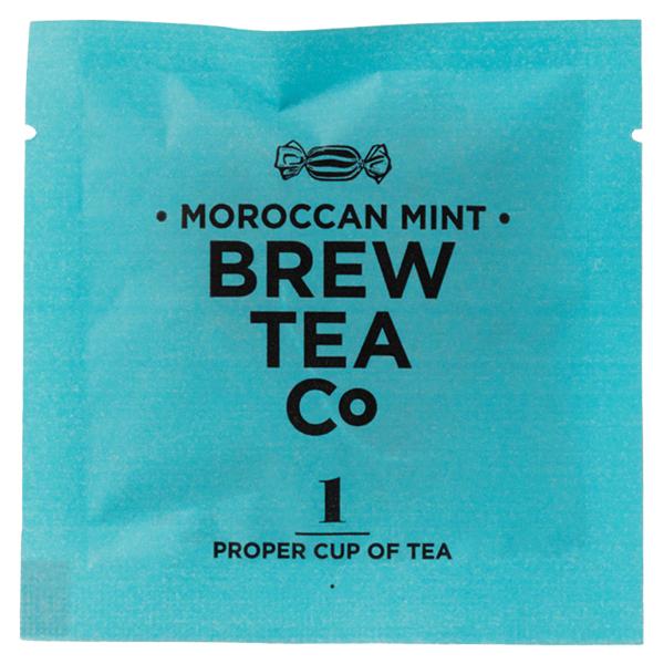 Brew Tea Enveloped - Moroccan Mint - 1x100 Box