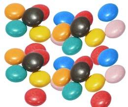Milk Chocolate Beans x3kg Bag