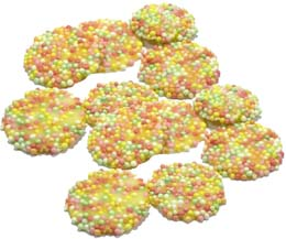 White Chocolate Jazzies x3kg