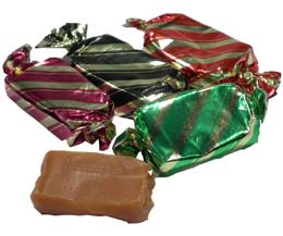 Assorted (Walkers) Toffees x2.5kg  Bag