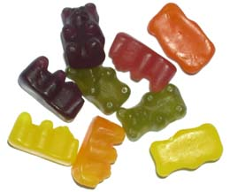 Teddy Bears x3kg Bag