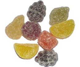 Fruit Pastilles  x3kg Bag