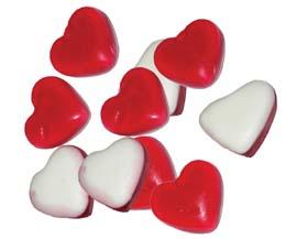 Heart Throbs x 3kg Bag