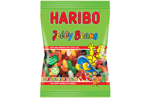 Haribo Grab Bags - Jelly Beans - 12x140g