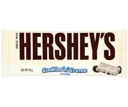 Hershey's - Cookies & Cream - 24x40g