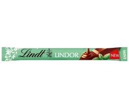 Lindt - Lindor Mint Treat Bar- 24x38G