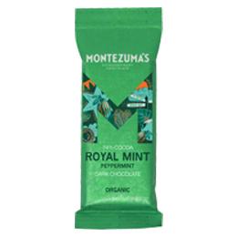 Montezumas - Minted Milk Choc & Crunchy Peppermint - 26x30g